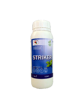 Striker insetticida biologico